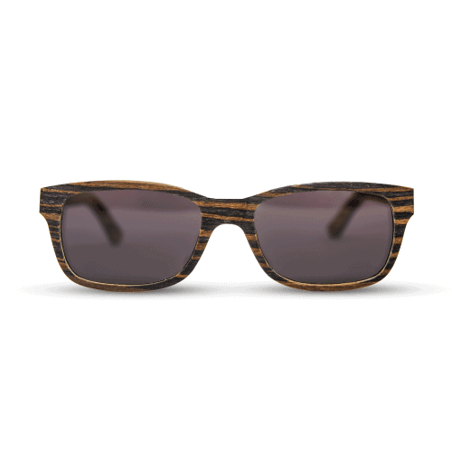 Monteverde - Front | Wooden Sunglasses | Mr. Woodini Eyewear