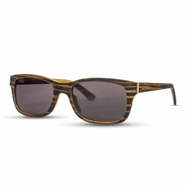 Monteverde - Side | Wooden Sunglasses | Mr. Woodini Eyewear