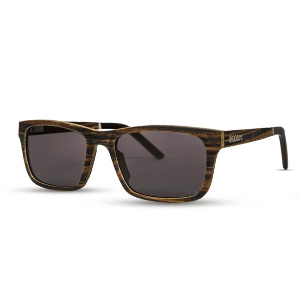 Banff - Side | Wooden Sunglasses | Mr. Woodini Eyewear