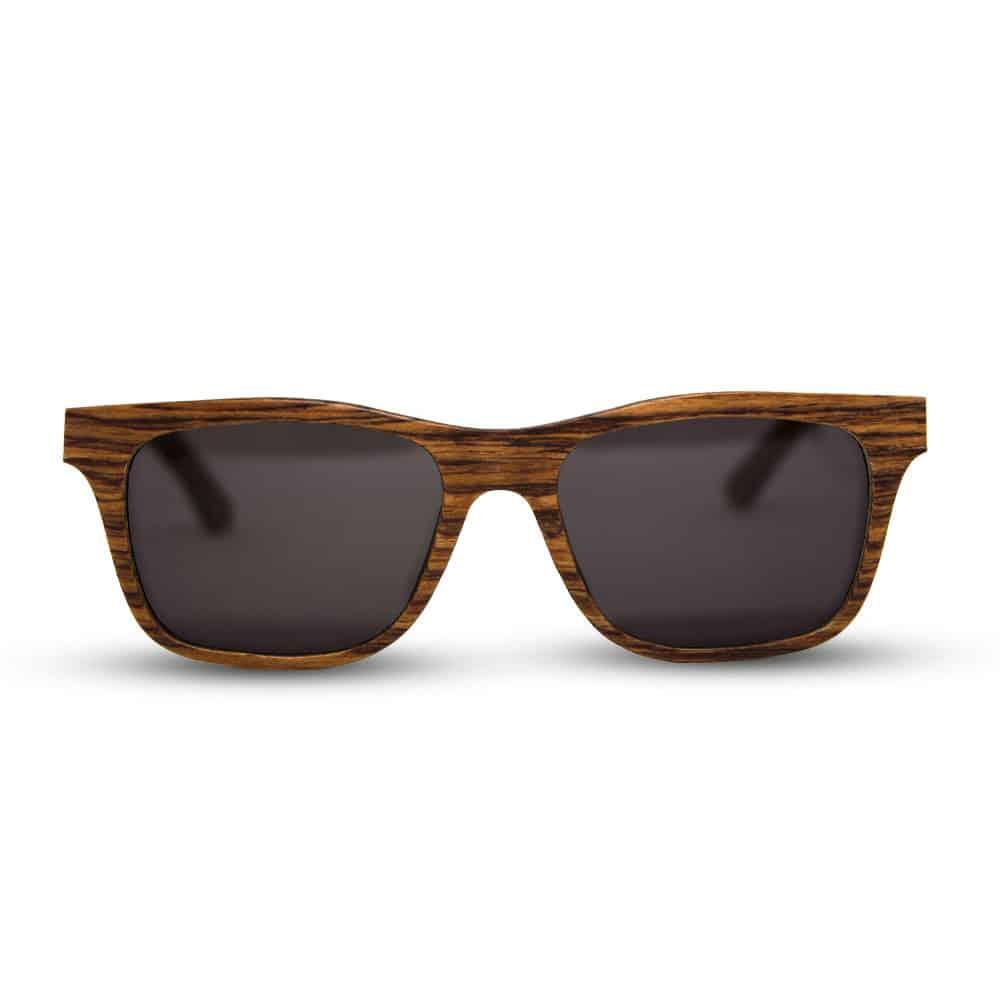 Brownie - Wooden Sunglasses - Mr. Woodini