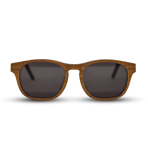 Salvador - Front | Wooden Sunglasses | Mr. Woodini Eyewear