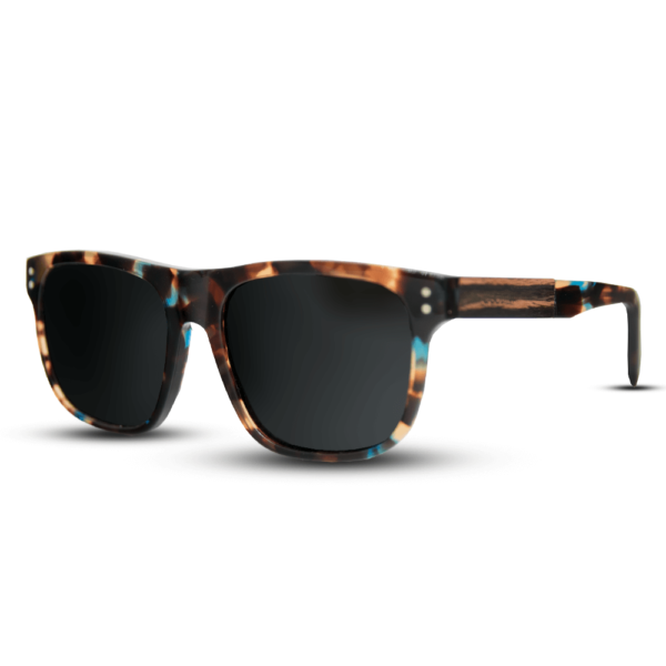 Mr. Woodini Giant - Acetate & Wood Sunglasses