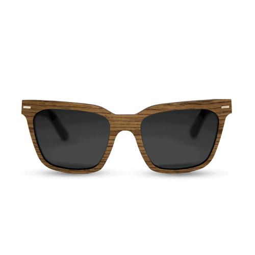 pyramid wooden sunglasses- mr. woodini