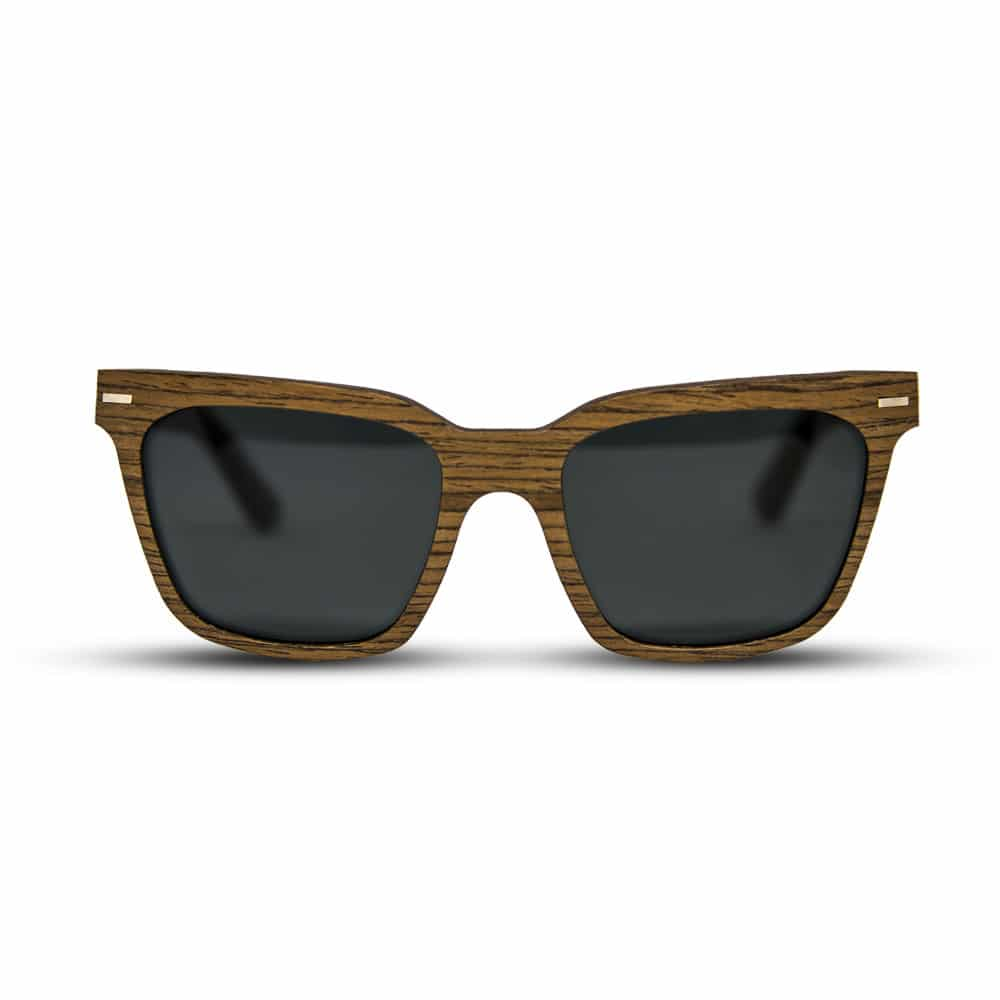 Pyramid Mr Woodini - Wooden Sunglasses