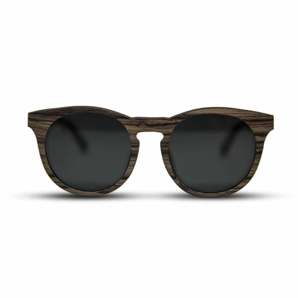 resin mr woodini - wooden sunglasses