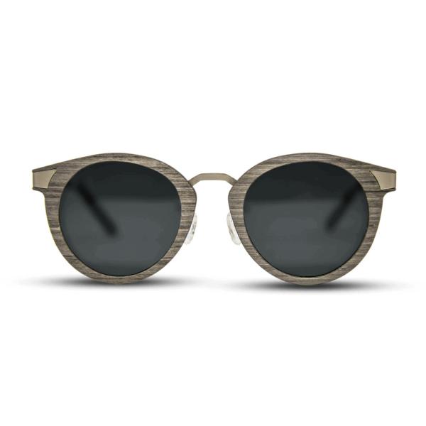 Soil - Wood & Metal Sunglasses - Mr. Woodini