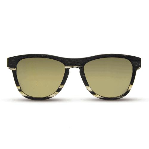 Cobra Front - Wooden Sunglasses | Mr. Woodini Eyewear
