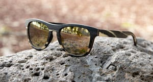 Men's Wooden Sunglasses