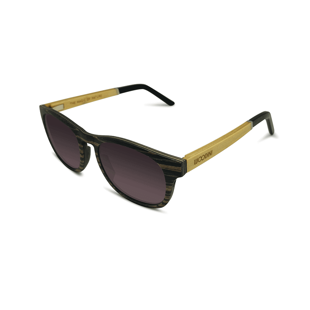 Apoidea | Wooden Sunglasses | Mr. Woodini Eyewear