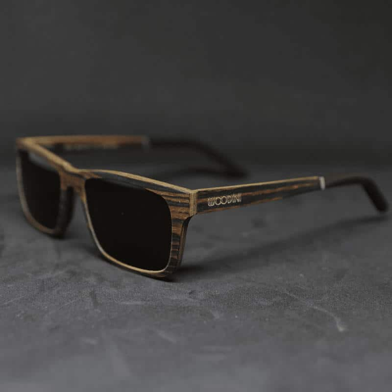 Banff - Wooden Sunglasses - Mr. Woodini Eyewear