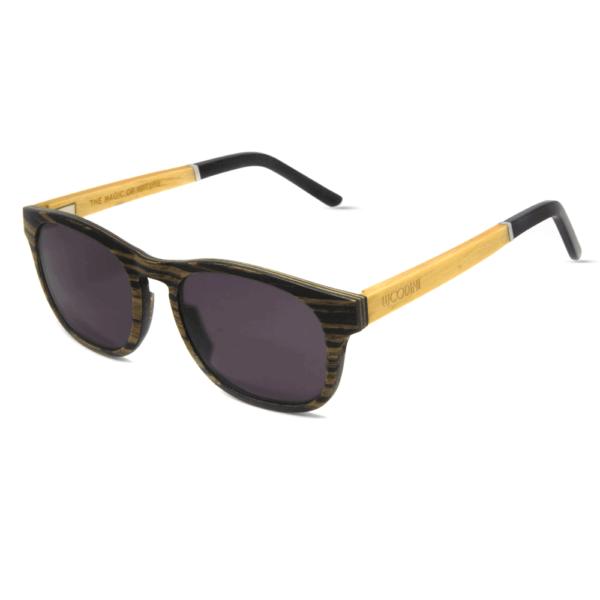 Apoidea   Wooden Sunglasses   Mr. Woodini Eyewear