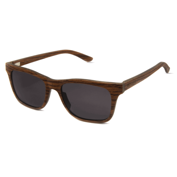 Brownie - Wooden Sunglasses - Mr. Woodini