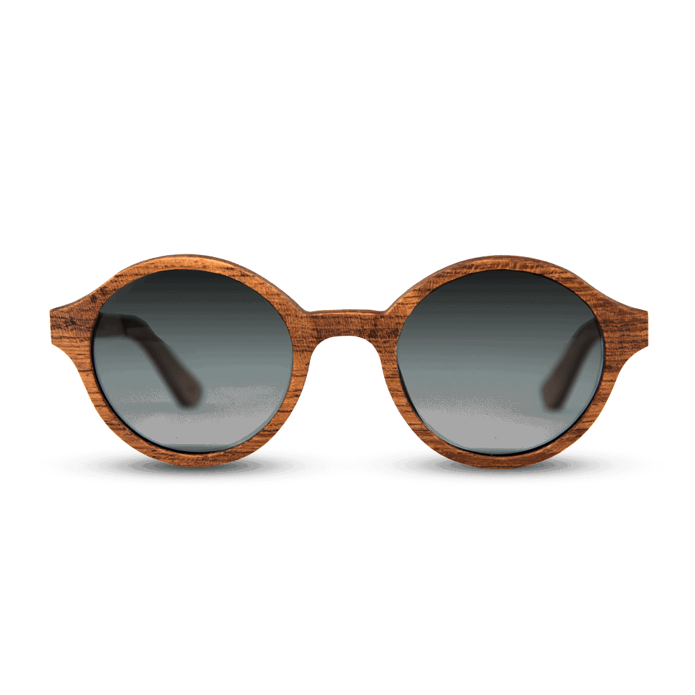 Arishima Rosewood - Wooden Sunglasses - Mr. Woodini