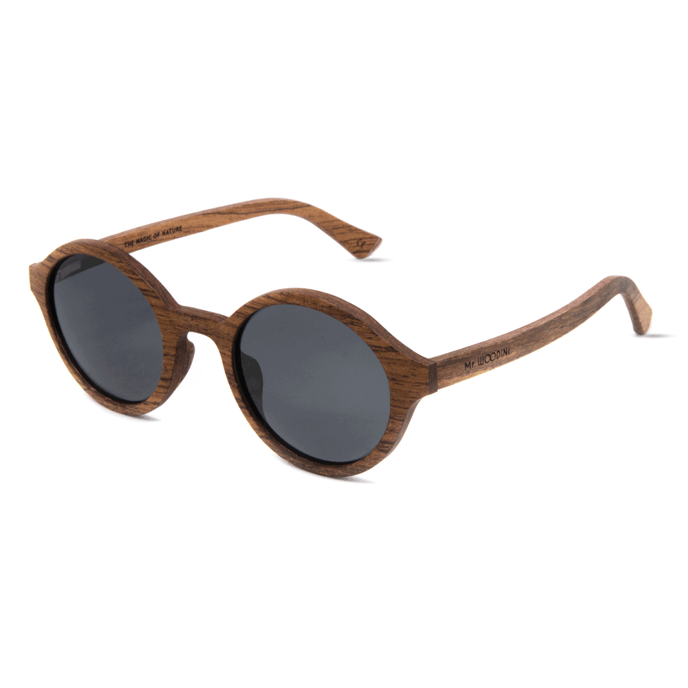 arishima RoseWood - mr. woodini - wooden sunglasses