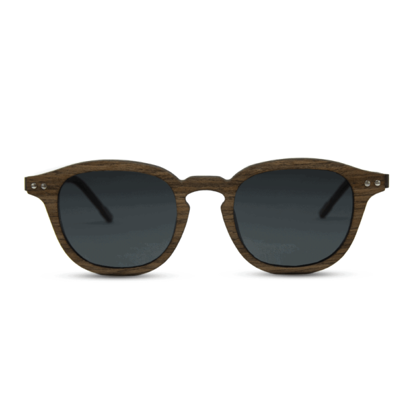 Flip sunglasses - Black Walnut