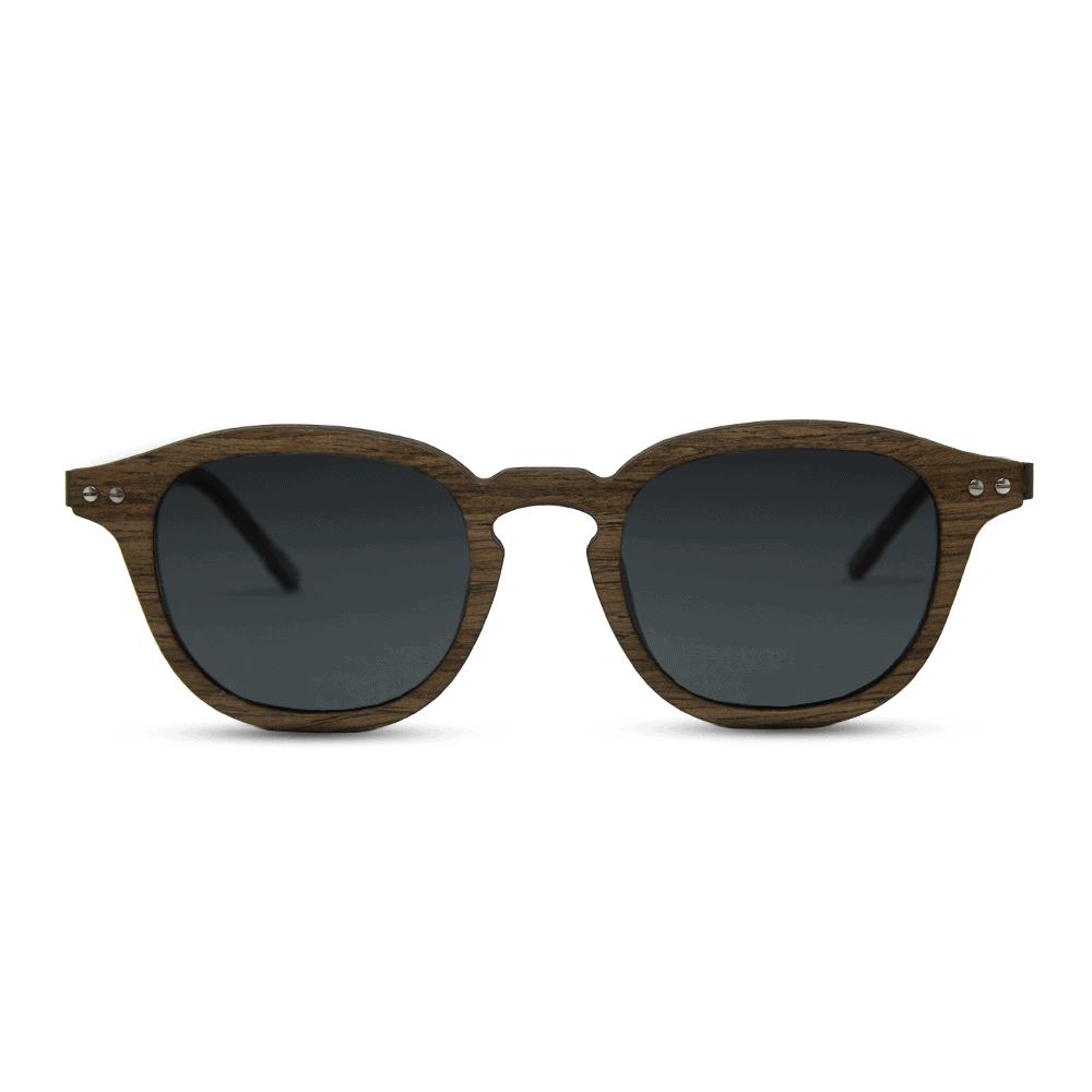 Flip sunglasses - Black Walnut