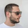 Flip - wooden and metal sunglasses - Mr. Woodini Eyewear