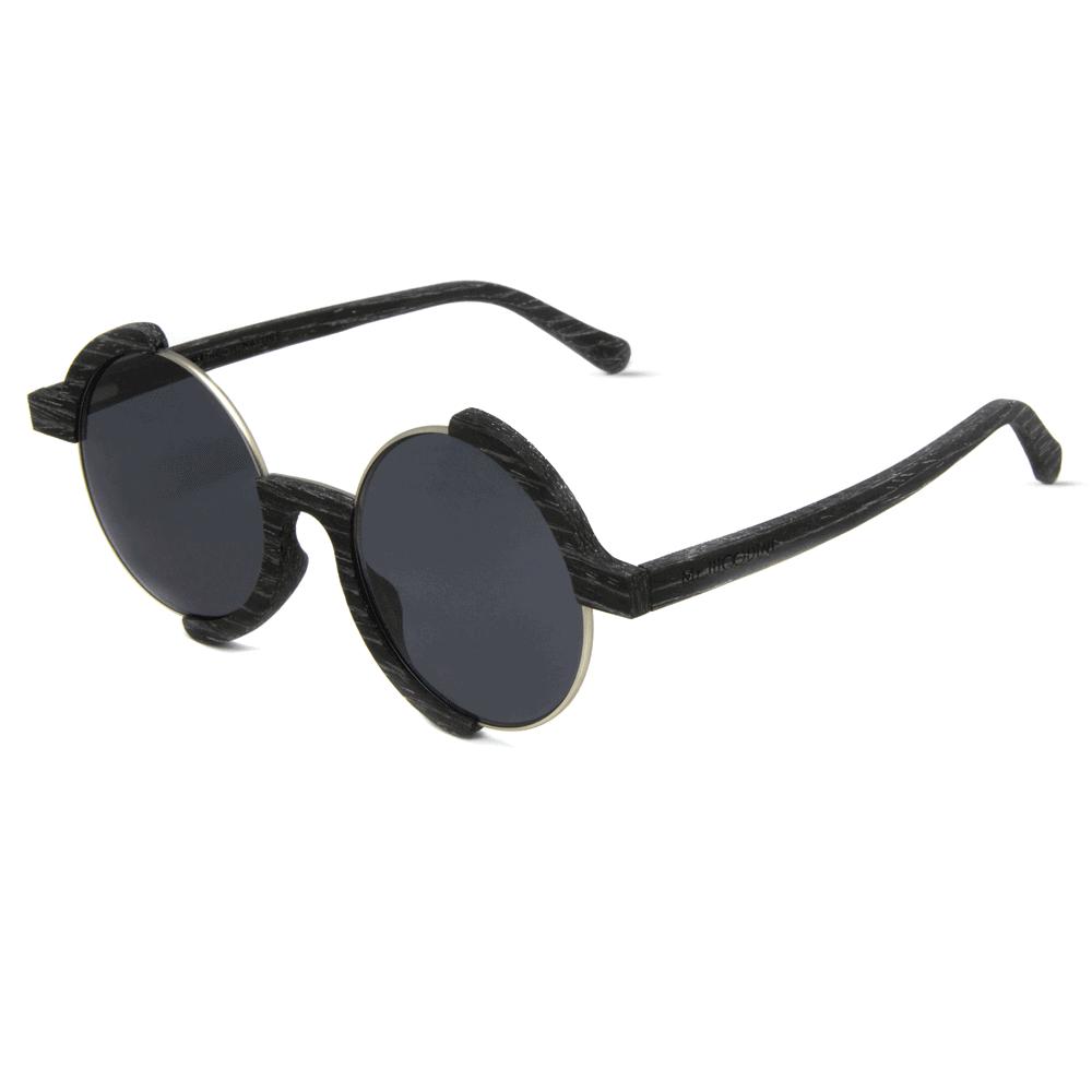דגם Madness - משקפי שמש מעץ משמש - Mr. Woodini