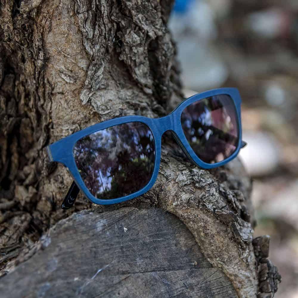 Pacific - Wooden Sunglasses - Mr. Woodini Eyewear