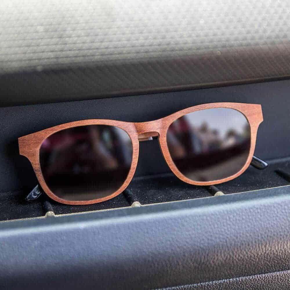 Salvador - Wooden Sunglasses - Mr. Woodini Eyewear