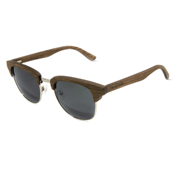 Timber - wooden sunglasses - Mr. Woodini Eyewear