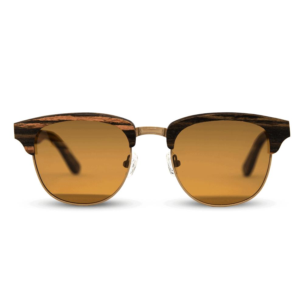 Timber Ebony - Wood Sunglasses - Mr. Woodini