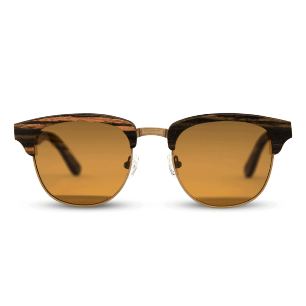 Timber Ebony - Wood Sunglasses - Mr. Woodini