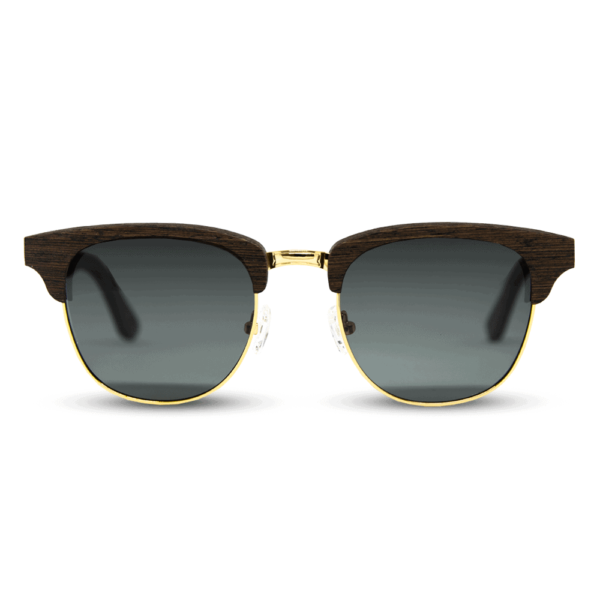 Timber Wenge wood - Wood Sunglasses - Mr. Woodini