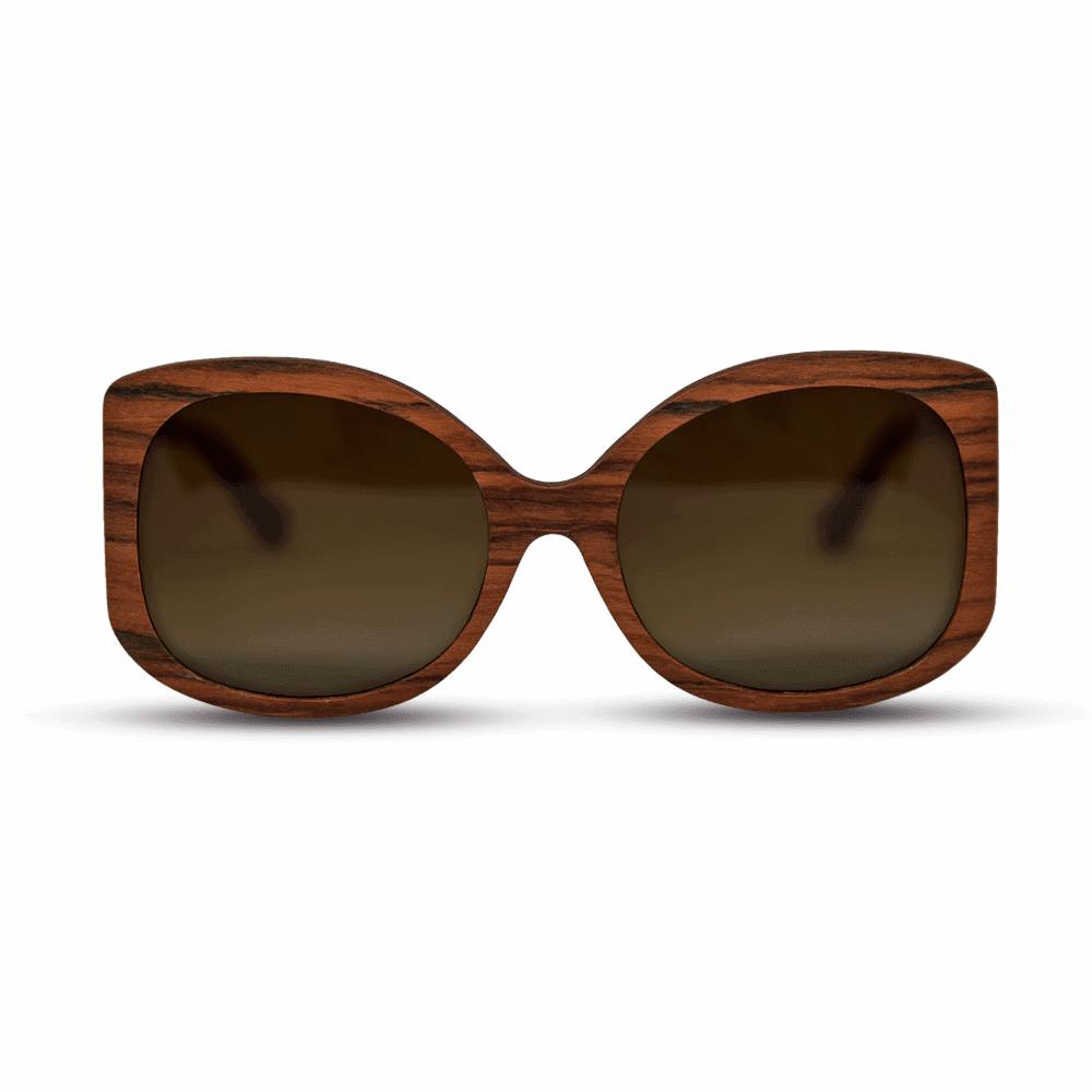 Mr. Woodini - Rosee - Wooden Sunglasses