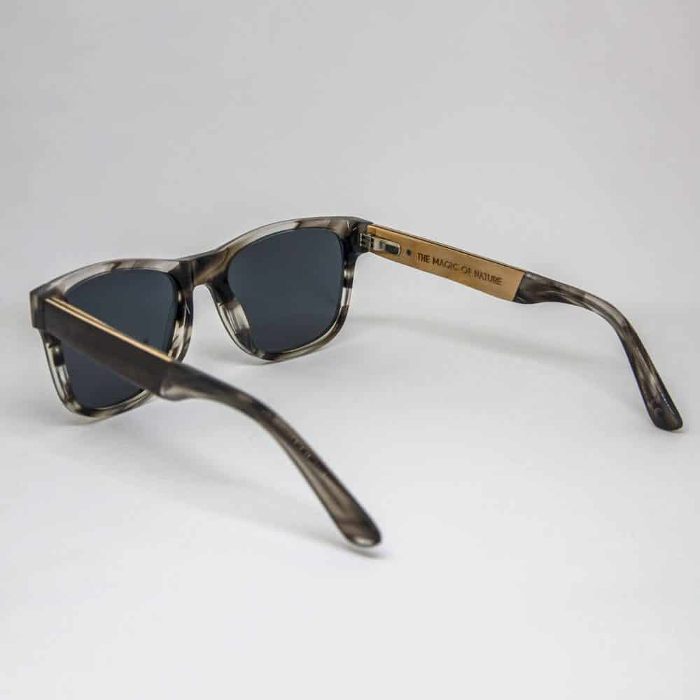 Amanita - accetete & wood sunglasses