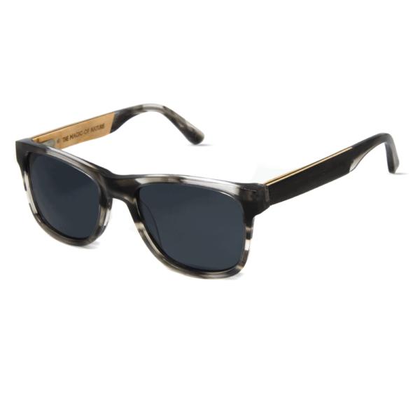 Amanita - accetete & wood sunglasses