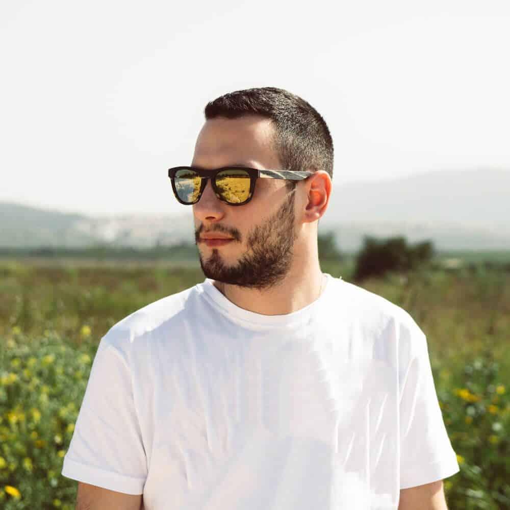 Cobra - Wooden Sunglasses