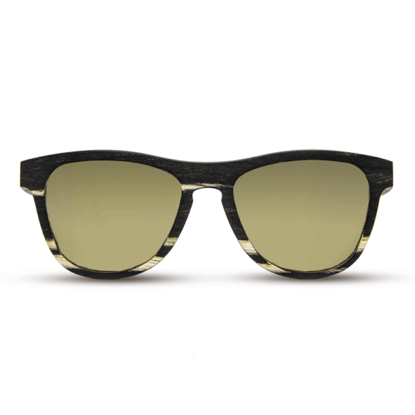 Cobra Front - Wooden Sunglasses | Mr. Woodini Eyewear