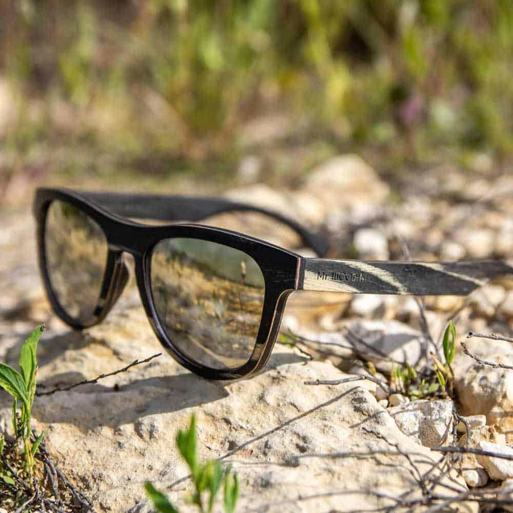 Cobra - Mr Woodini - Wood sunglasses