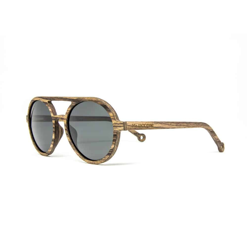 Magia - Wooden Sunglasses