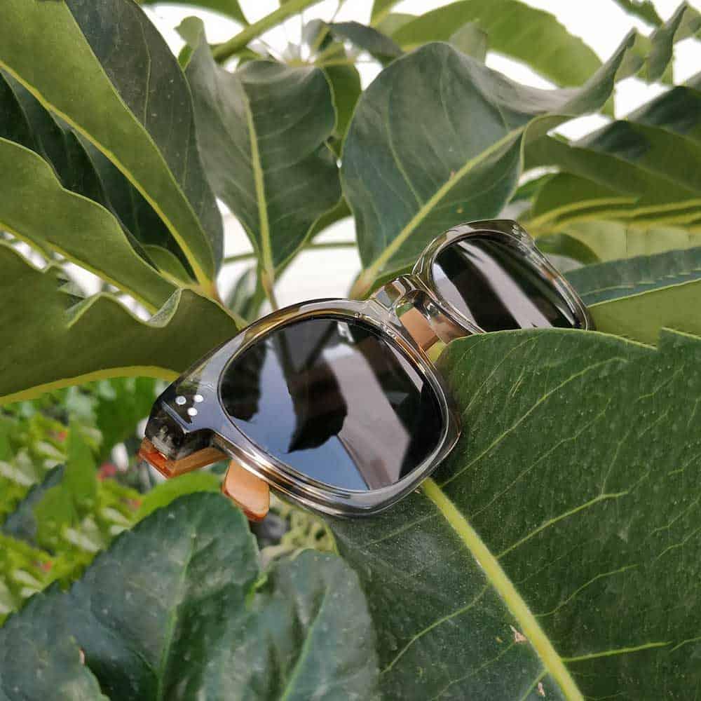 Myth Acetate & Wood Sunglasses - Mr. Woodini Eyewear