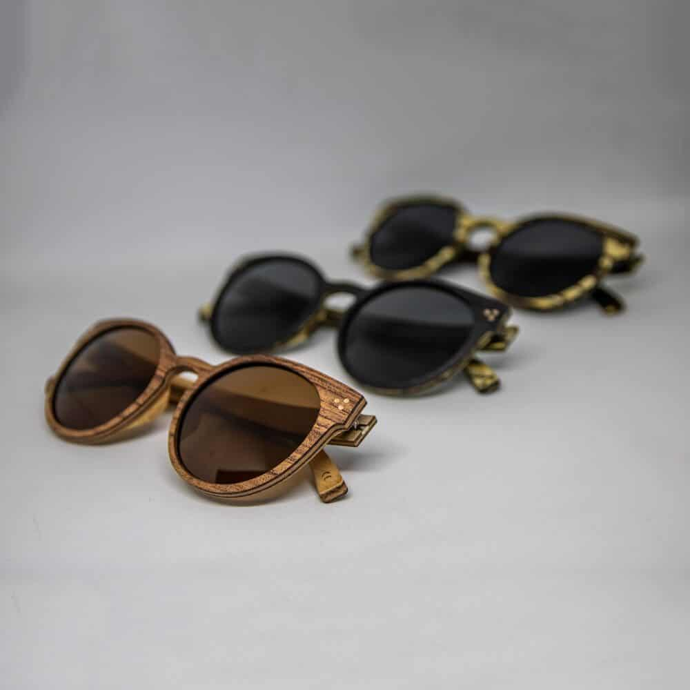 Marita - Wooden Sunglasses | Mr. Woodini Eyewear