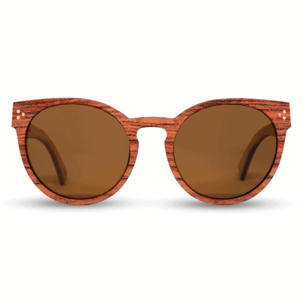 Marita rosewood - Wooden Sunglasses | Mr. Woodini Eyewear