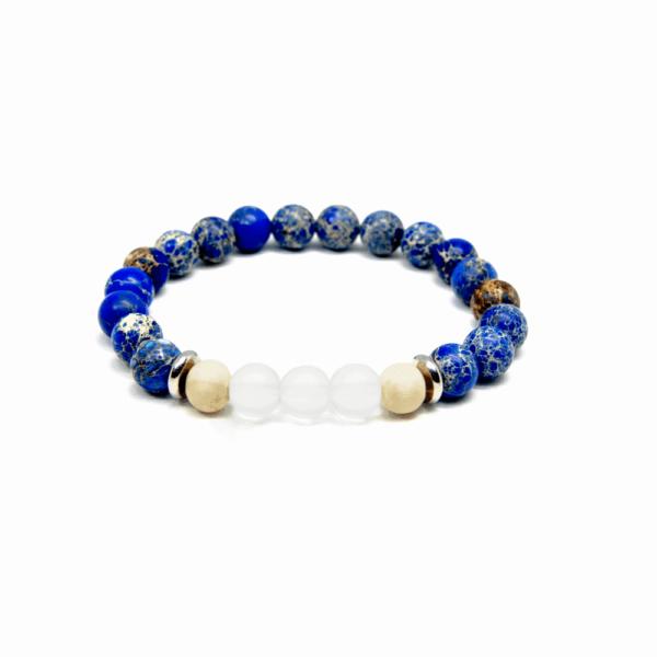 Earth Bracelet - Mr. Woodini - Handmade