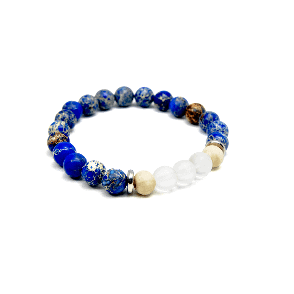 Earth Bracelet - Mr. Woodini - Handmade