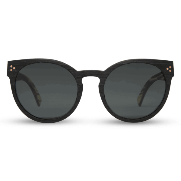 Marita Black - Wooden Sunglasses | Mr. Woodini Eyewear