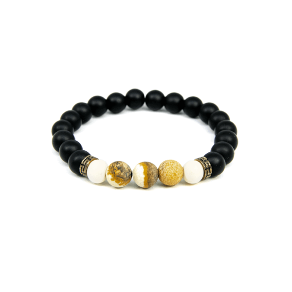 Liroy - Handmade Eco-friendly Bracelet - Mr. Woodini