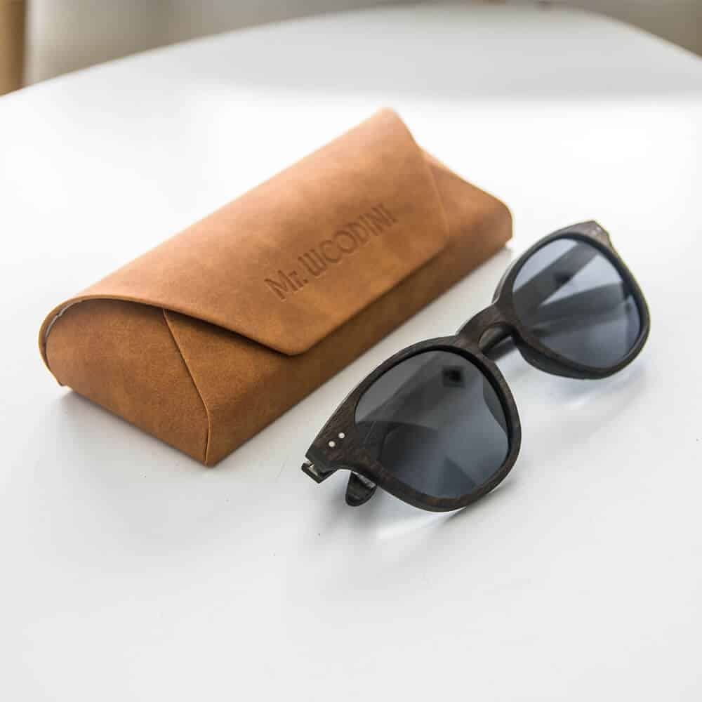 Fuego - Wooden Sunglasses - Mr. Woodini