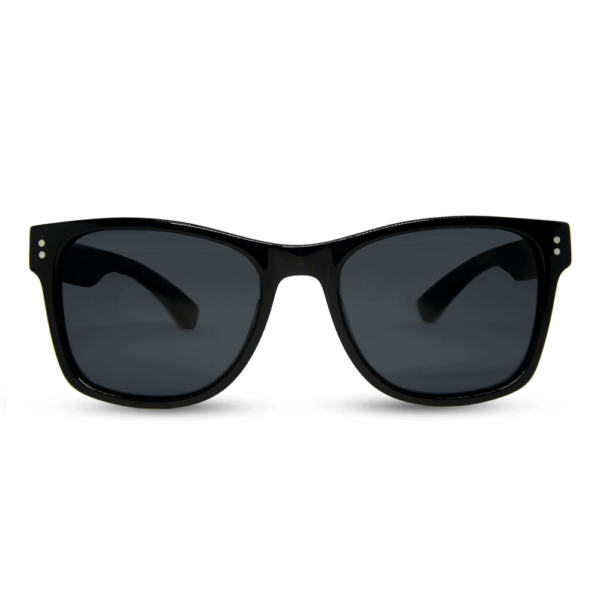 Ora - Black Acetate & Wood
