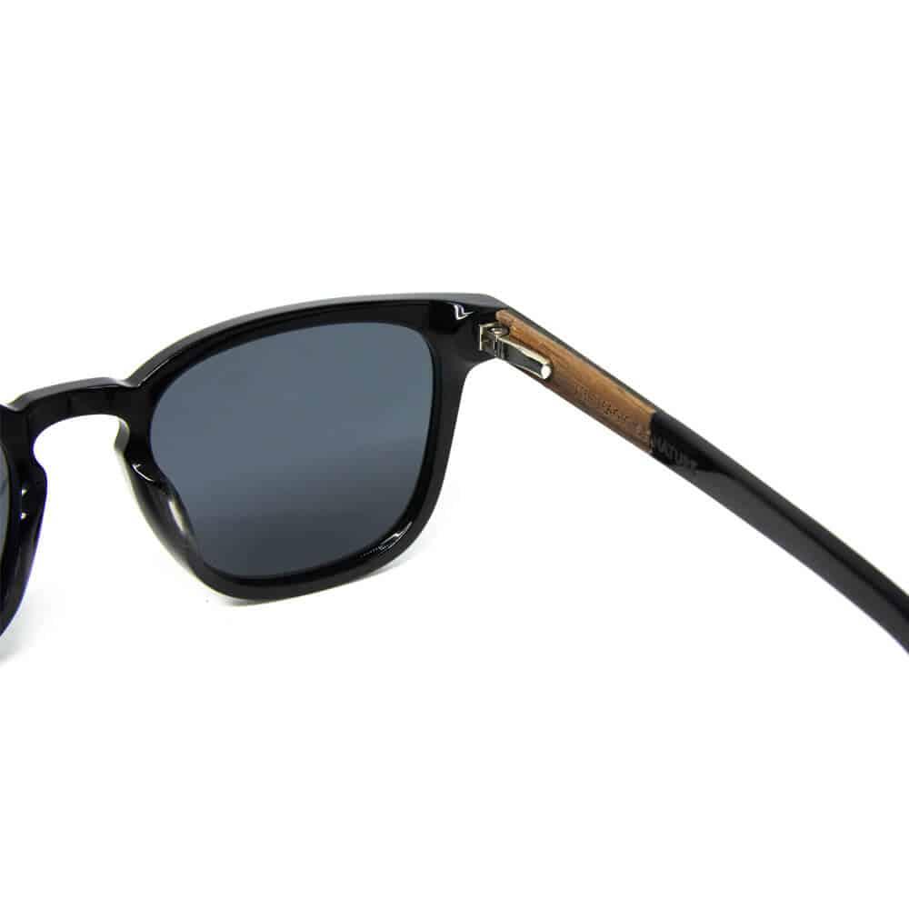 Tarantula - Wood & Acetate Sunglasses