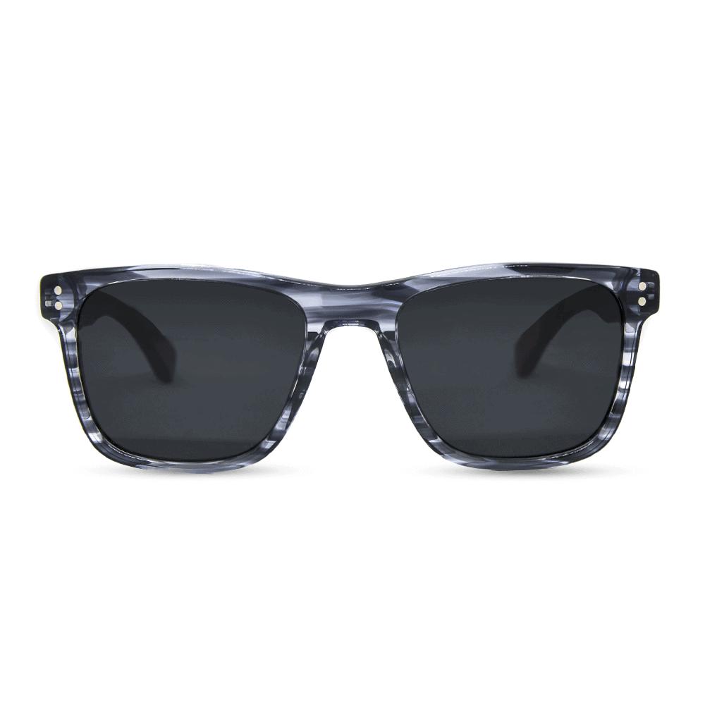 Galerina - Sunglasses Acetate Smog and Ebony temples