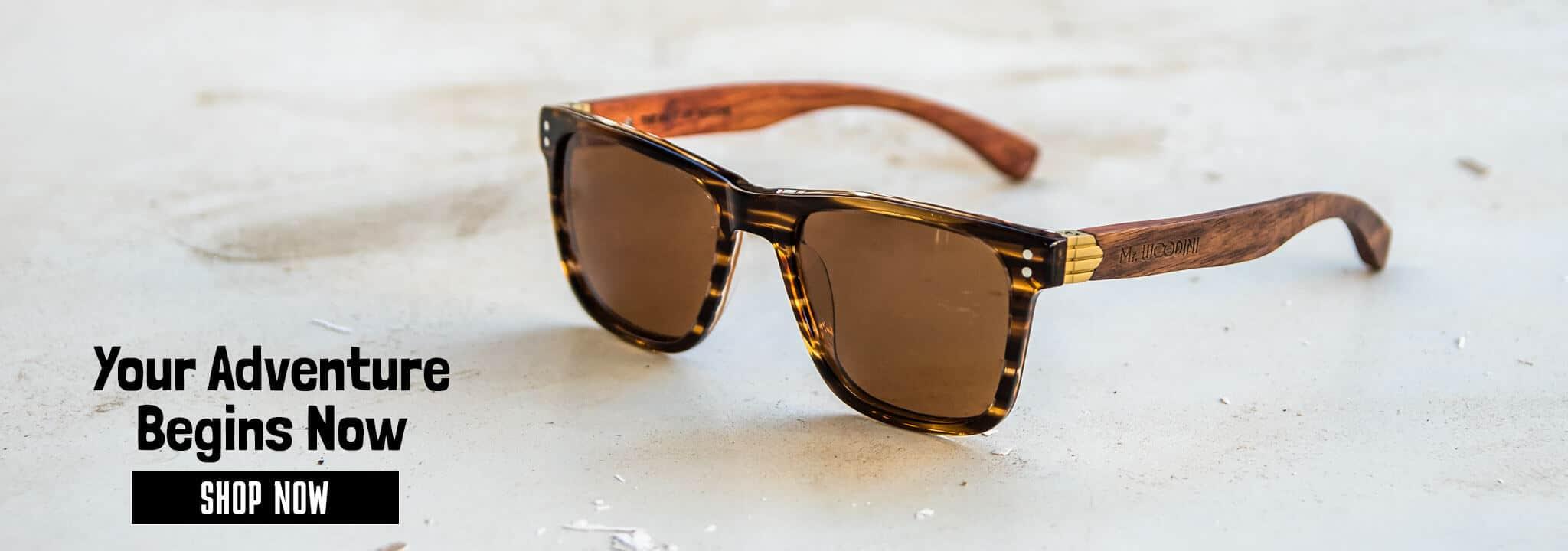 Mr. Woodini - sustainable sunglasses